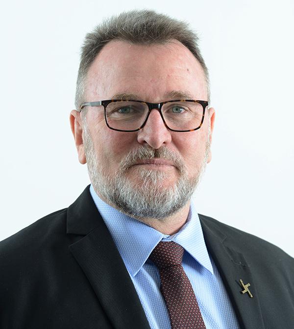Mr Mark McMonagle