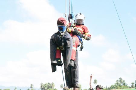 Extractive Industry Emergency Response Challenge