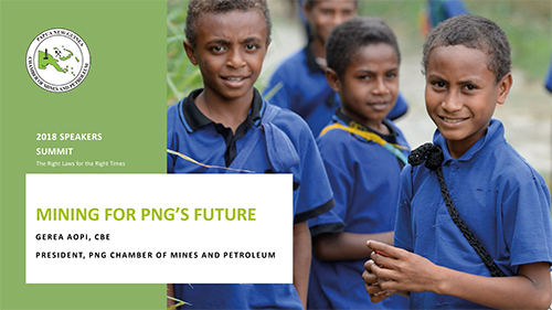 Mining for PNG's Future