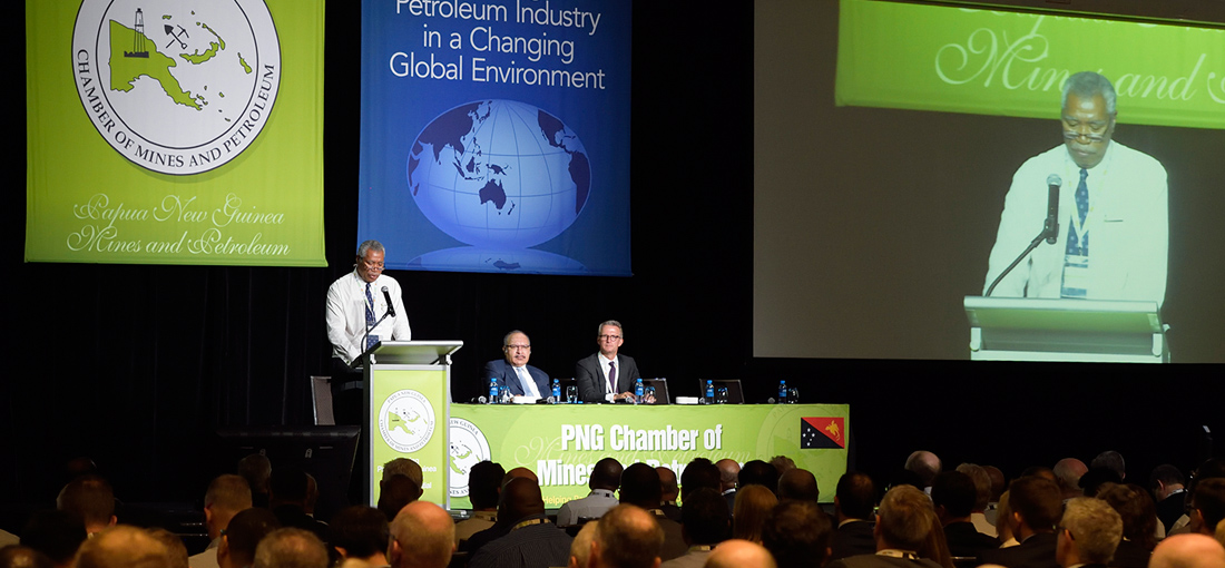 Papua New Guinea Mining and Petroleum Conference and Exhibition
