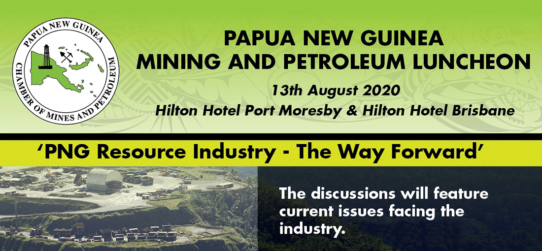 Papua New Guinea Mining and Petroleum Luncheon / Webinar