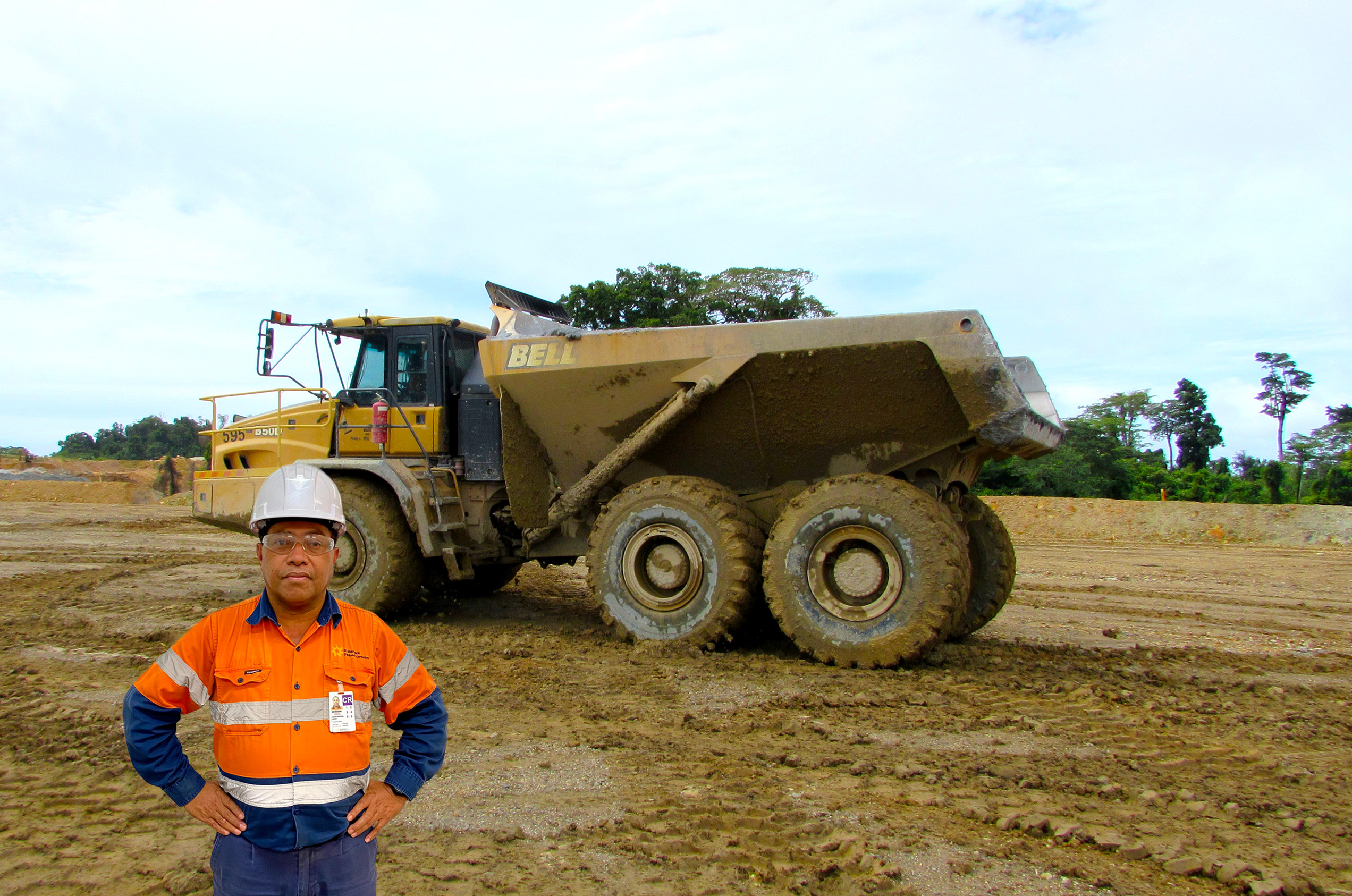 St Barbara Simberi Appoints Papua New Guinean as General Manager