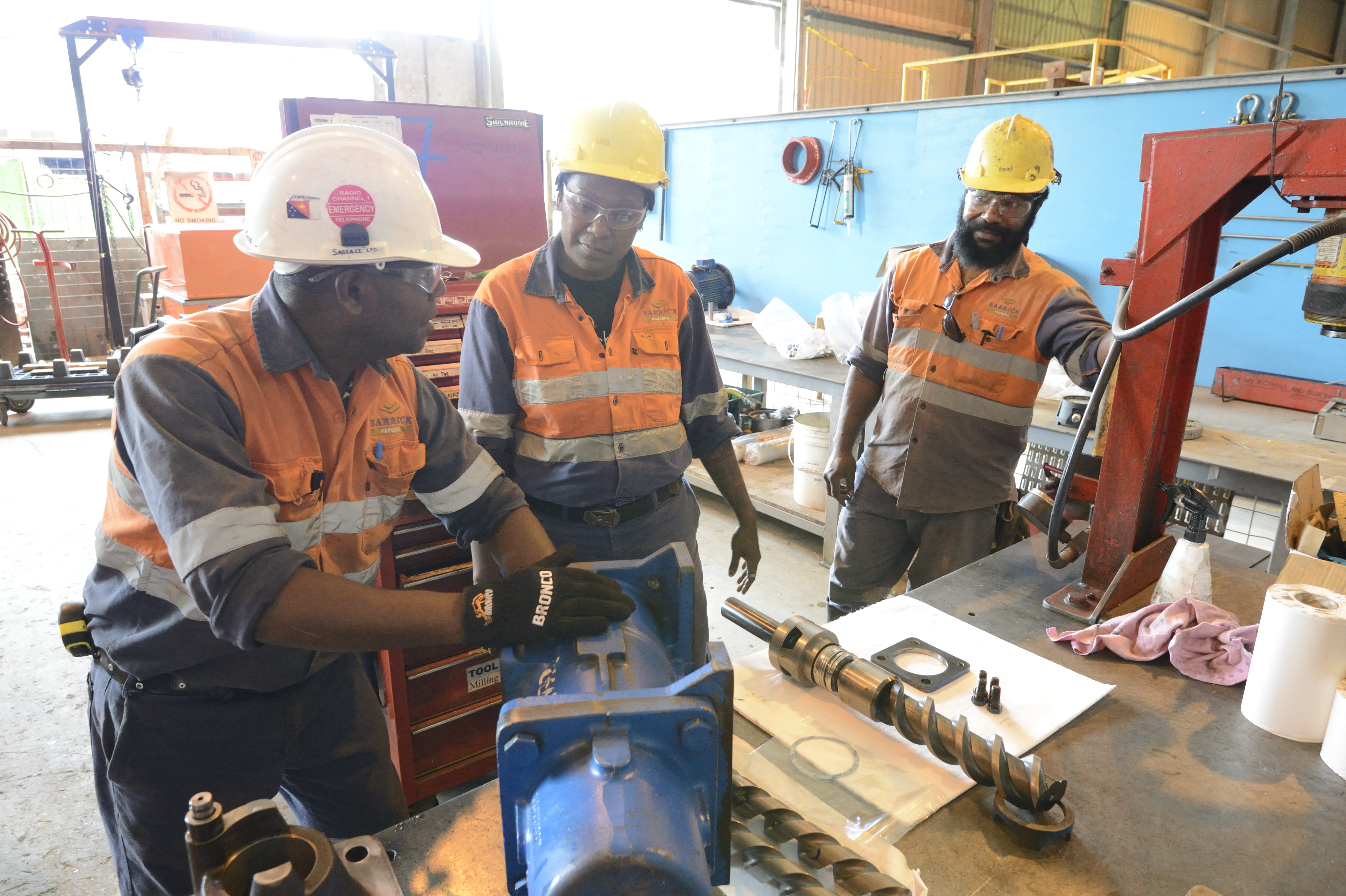 PNG Chamber MIN PET: concerned at the impacts of Porgera special mining lease decision