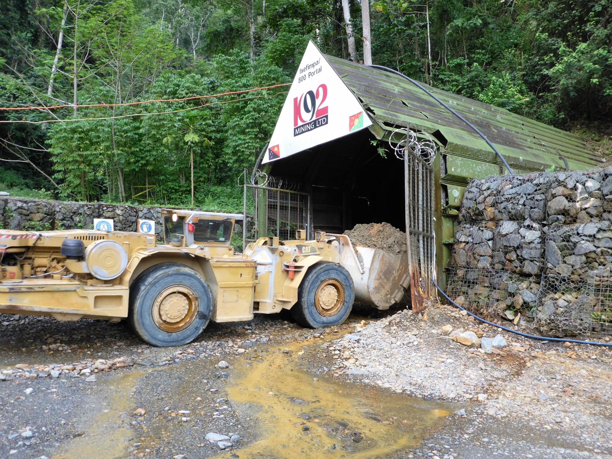 Congratulations to K92 Mining Inc.